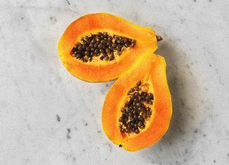 fruct de papaya