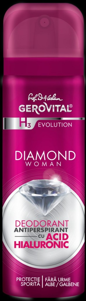 Dimond for Woman - deodorant mare