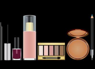 Farduri și produse cosmetice pentru machiajul de zi