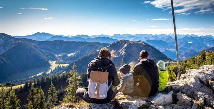 Familie la munte sfaturi de călătorie