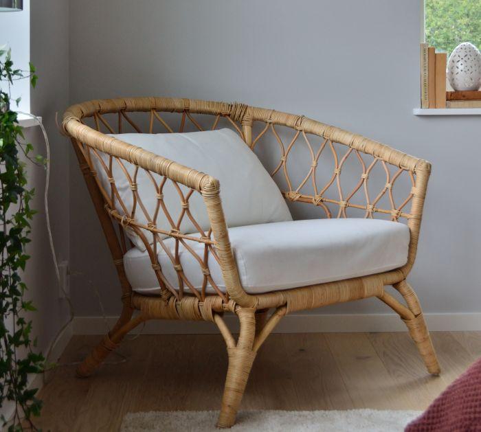 În zona de relaxare poate fi amplasaat un fotoliu confortabil
