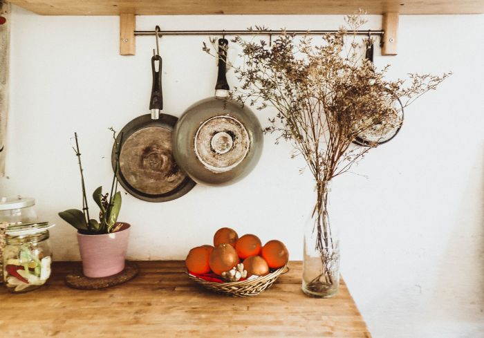 organizarea bucătăriei
