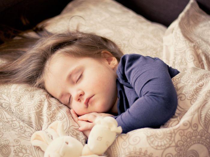 Importanța somnului la copii